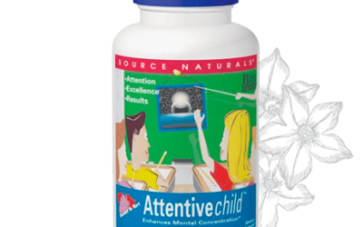 Attentive Child Chewable Wafers 30's