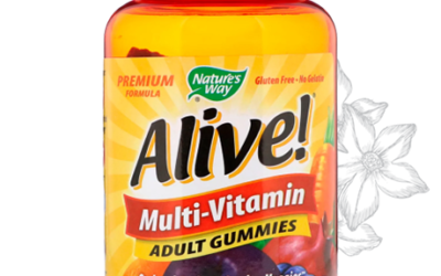 Alive! Adult Multi-vit Gummies 90's