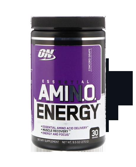Essential Amino Energy – Concord Grape 30serv