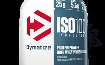 Iso-100 – Gourmet Vanilla 1.6lb