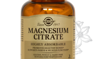 Magnesium Citrate Tabs 60's