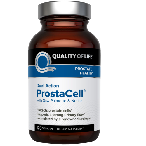Dual-Action ProstaCell VCaps 120S