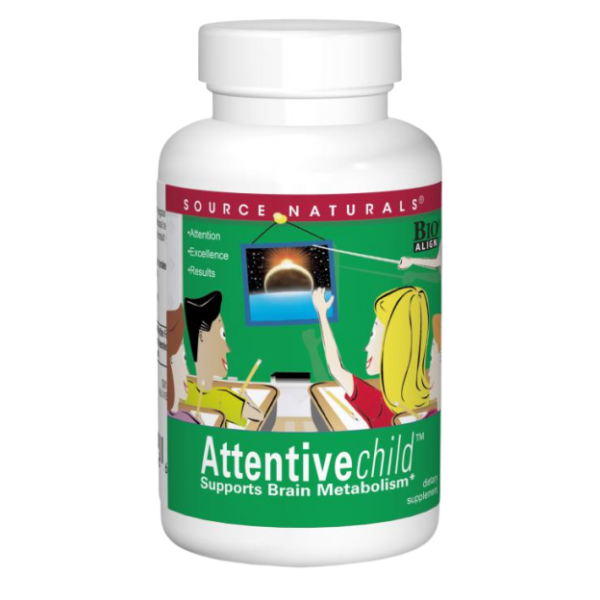 Attentive child chewable wafers 30s