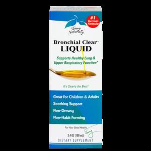 Brochial clear liquid 34oz-100ml