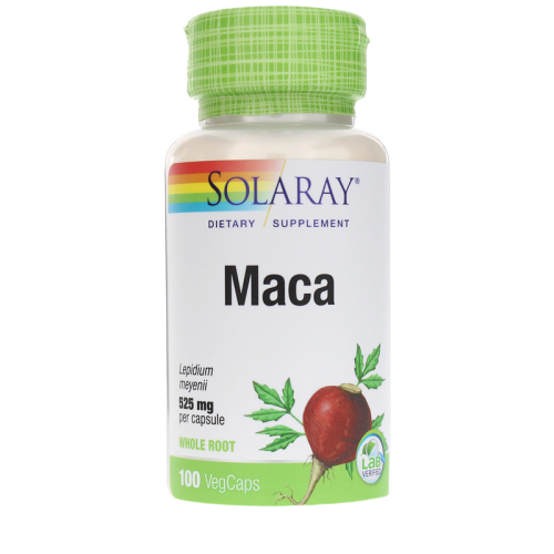 Maca Root 525mg caps 100s