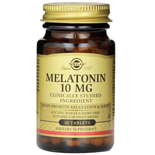 Melatonin 10 mg tabs 60s