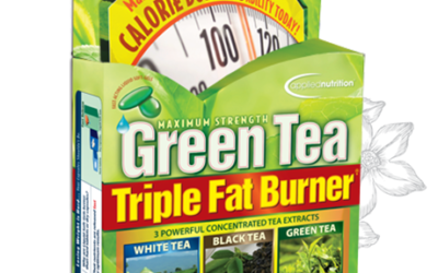 Green Tea Triple Fat Burner Liq Sgels 30's