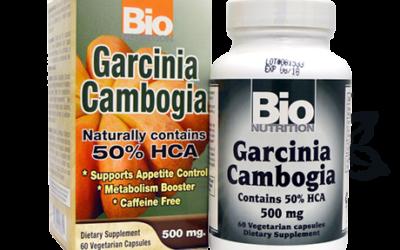 GARCINIA CAMBOGIA VCAPS 60'S