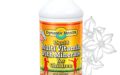 Liquid Multi Vitamin with Minerals for Children