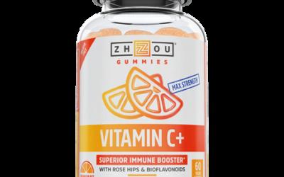 Zhou Vitamin C+ Gummies