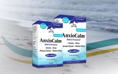 Cope with Daily Stress & Anxiety Naturally