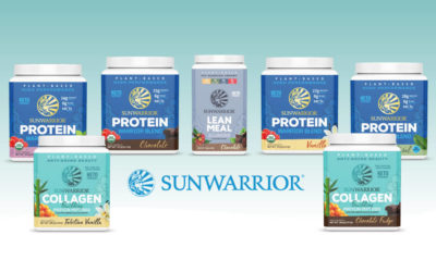 SunWarrior: 3 Ways to Nourish Your Body with 100% Vegan Products